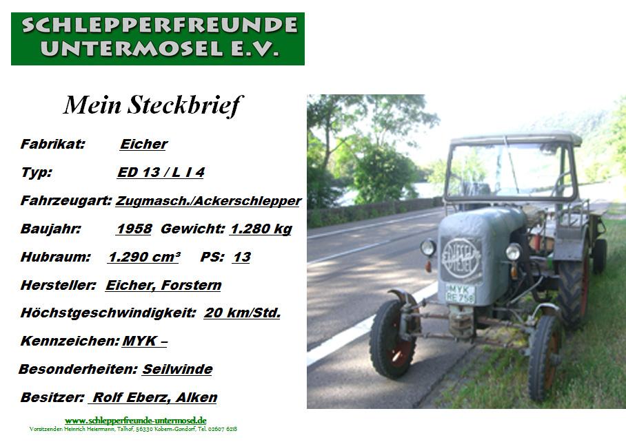 Eberz Eicher