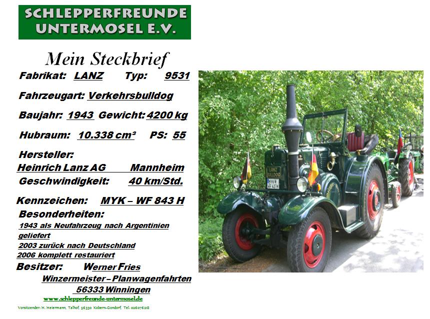Fries Werner Lanz 9531