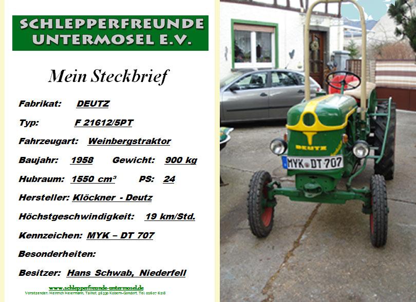 Schwab Deutz F 21612